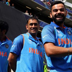 Meet India's 2019 World Cup team