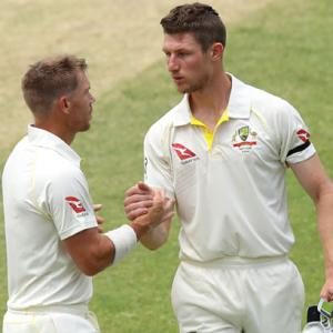 Revealed! Warner told me to tamper with ball, says Bancroft