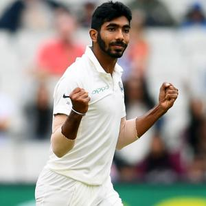Bumrah shines as India crush Australia at MCG