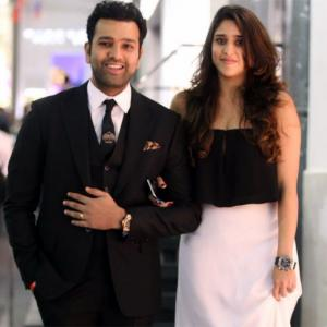 Rohit blessed with baby girl; to miss Sydney Test