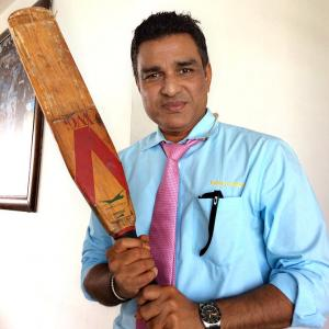 Why Sanjay Manjrekar became a commentator