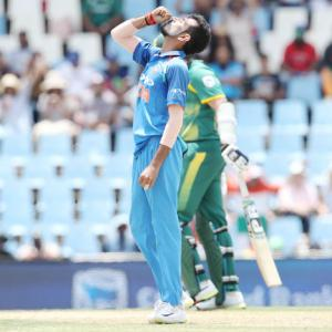 PHOTOS: When Chahal spun a web around clueless Proteas