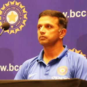 IPL auction weekend was stressful for Dravid & Co
