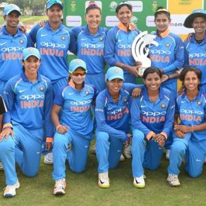 India start firm favourites against Pakistan in Women's WT20