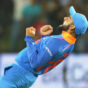 PHOTOS, 5th ODI: India comprehensively beat SA for historic series win