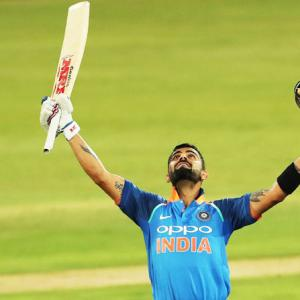 Kohli wants 'to make most of every day' he plays