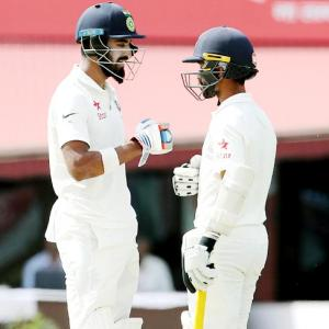 Should India pick Rahane and Rahul for 2nd Test?