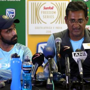 It's South Africa's wicket, they should be ready to play: Team India