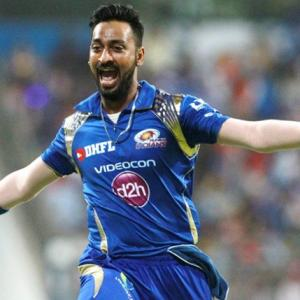 Krunal Pandya takes one step closer to realising his dream