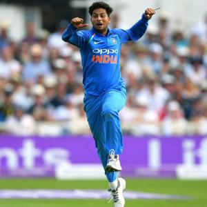How England plan to nullify India's spin wizard Kuldeep