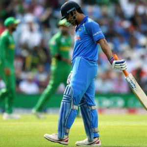 Why Dhoni's World Cup place is in doubt
