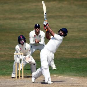'Attacking' Pant ready to step up to Test cricket in England