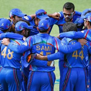 With eye on India Test, Afghans take on Bangladesh in three T20s