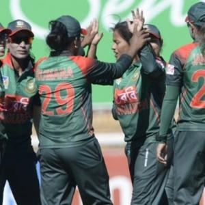 Women's Asia Cup: Bangladesh shock India