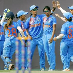PHOTOS: Dominant Indian women crush Pakistan in Asia Cup T20