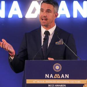 Pietersen touches on emotions in Pataudi lecture