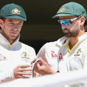 Bizarre, strange and horrible 24 hours: Tim Paine