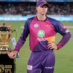 'Smith never attempted any such thing in the IPL'