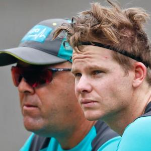 Give Smith, Warner a second chance, says Aus coach Lehmann