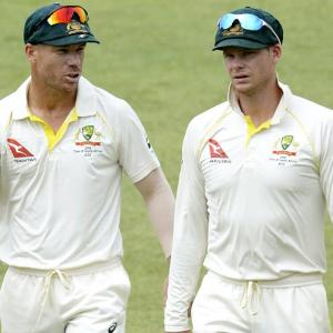 Banned Smith, Warner could be back for India series