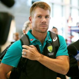 Warner apologises for 'my part' in tampering scandal