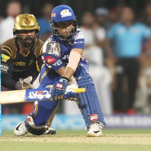 Turning Point: Kishan's blast deflates KKR