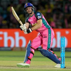 IPL PHOTOS: Brilliant Buttler guides Rajasthan to victory