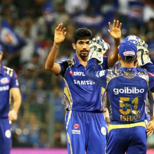 Turning Point: Bumrah's magic keeps MI in the hunt