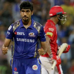 How Bumrah triggered the collapse of Kings XI