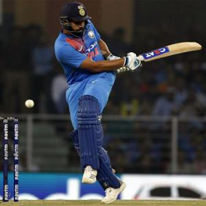 Rampaging Rohit rewrites runs and tons records in T20Is