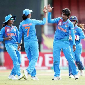 Women's WT20: Ton-up Harmanpreet helps India beat NZ by 34 runs