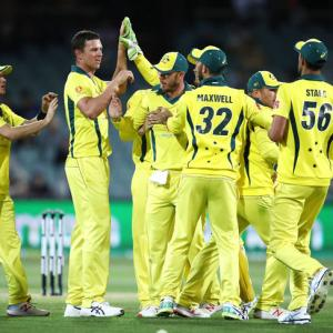 Aus look to find rhythm with ODI series win before India's arrival