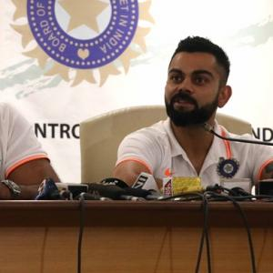 Is coach Shastri a 'Yes Man'? 'No' says captain Kohli