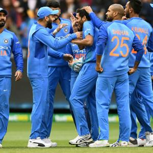 Australia vs India 2nd T20I called off due to rain