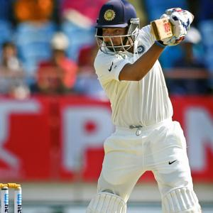 Sachin to Prithvi: 'Continue batting fearlessly'