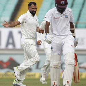 Find out when the game slipped away from Windies...