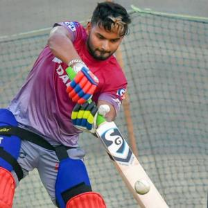 Maiden call-up for Pant as India prepare Dhoni's succession plan