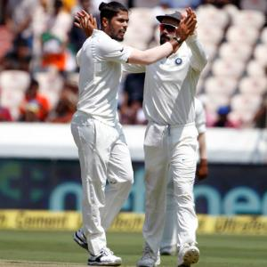 Here's why Umesh feels SG Test balls are not ideal