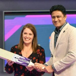 Anil Kumble gives AI spin to cricket