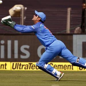 PHOTOS: India vs West Indies, 3rd ODI