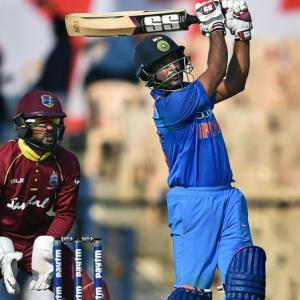 Kohli salutes Rayudu: 'Happy someone intelligent is batting at No. 4'