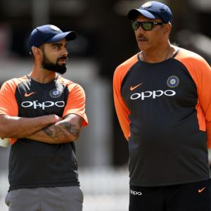 This team better overseas than Indian teams of last 15-20 years: Shastri