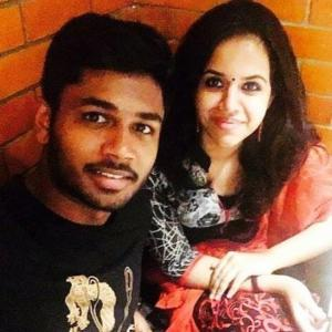 Must read: Sanju Samson's adorable post
