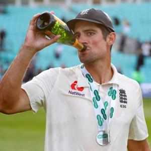 I can walk away with my head held high: Cook