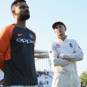 Kohli reflects on the fifth and final Test against England...