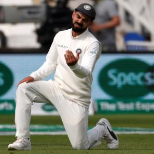 How Kohli fared in England as batsman and captain...