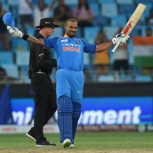 Before tie against Pak, Dhawan declares he was never out of form