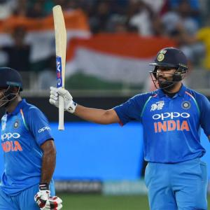Asia Cup PIX: Jadeja picks four as India dismiss Bangladesh for 173