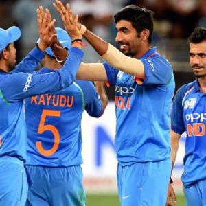 Favourites India ready to tame depleted Bangladesh in Asia Cup final