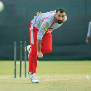 How Shami got his mojo back?